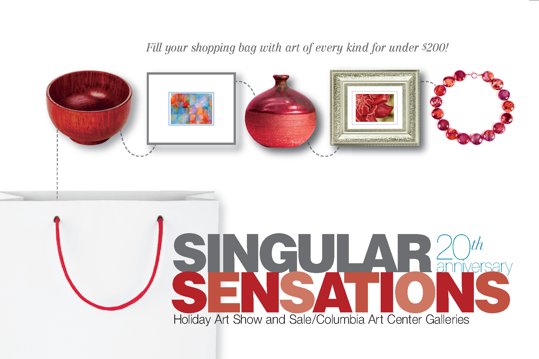 Singular Sensation Call to Action Banner