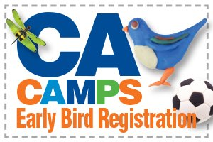 Early Bird Registration banner