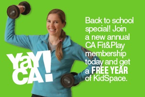 Kidspace Special Offer Banner