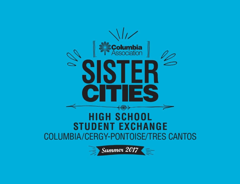 sister cities slide cover page