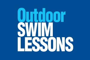 Outdoor Swim Lessons Banner Image