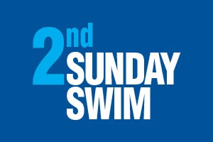 Second Sunday Swim Banner Image