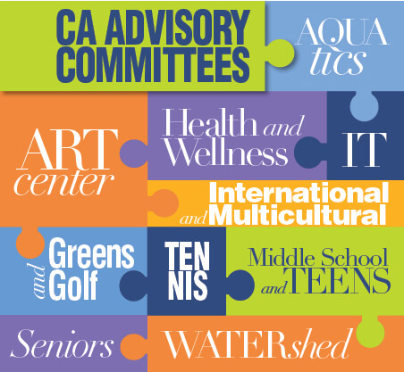 CA Advisory Committee Abstract Image