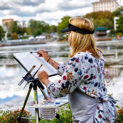 Plein Air Art Event 1