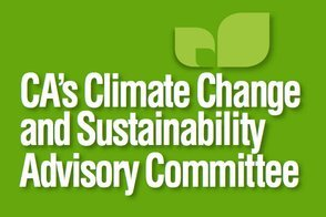 Climate change rotating banner