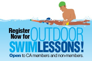 Outdoor Swim Lessons Web Block