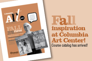 Art Center 2018 Fall Web Block banner
