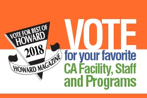 Vote for best of howard county 2018 web block