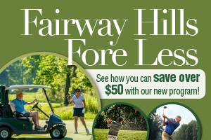 Fairway Hills Fore Less banner image