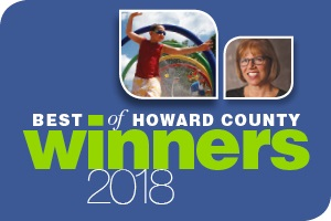 best of howard county banner