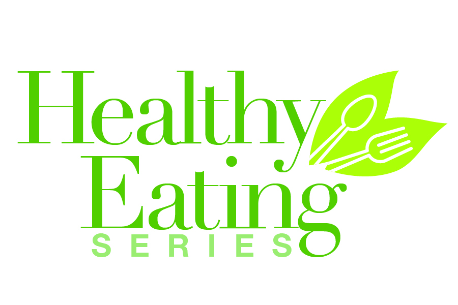 healthy eating series header banner